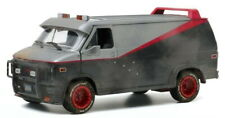 GMC Vandura 1983 'The A-Team' 1:24 Weathered with Bullet Holes version (84112)