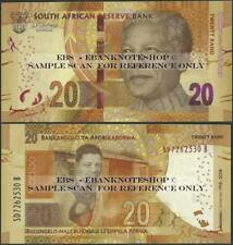 South Africa, 20 Rands, 2018, Mandela Centenary , UNC @ EBS