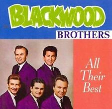 All Their Best 0030206200126 by Blackwood Brothers CD