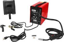 90 Amp Wire Fed Feed Flux Mig Welder Machine No Gas Arc Welding Machine Kit