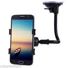universel 360 degrés rotation bras long Voiture Pare-Brise Téléphone portable
