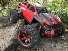 Traxxas 1/5 Xmaxx Monster Truck Custom Painted Body Shell Only X-maxx