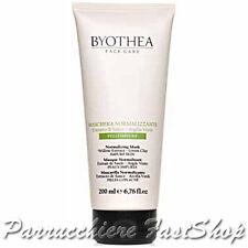 Normalizing Mask 200ml Byothea ® Maschera Normalizzante Salice & Argilla Verde