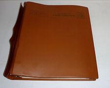Workshop Manual / Werkstatthandbuch Triumph Dolomite mit 1.854 ccm Stand 1971