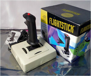 Vintage CH Products Flightstick / Joystick (IBM and PC's Compatible)