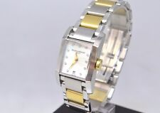 Baume & Mercier Hampton Mujer Acero/ Oro Reloj Pulsera Mujer con Diamantes