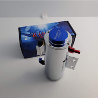 Aluminum Overflow Coolant tank Reservoir Cooling For Radiator Water Catch 500ML