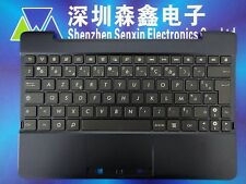 New FR French version Keyboard for ASUS TF300 TF300T Blue Color with frame