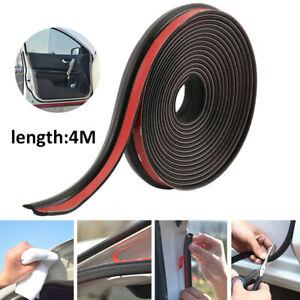 Z-shape Car Weatherstrip Window Door Rubber Seal Strip For BMW X5 E46 E30 E90
