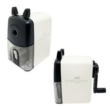 FABER-CASTELL Pencil Sharpener Stationery White Color