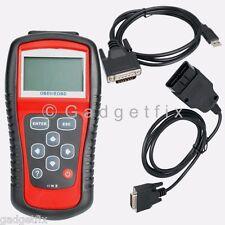USA EOBD OBD2 OBDII Car Scanner Diagnostic Live Data Code Reader Check Engine
