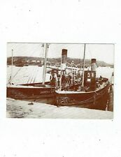 CORNISH POST CARD A COUNTY MUSEUM CARD No. 7 QUEEN OF THE FAL c.1900