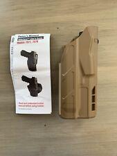Safariland 738-2832 Glock Modular Holster with Light