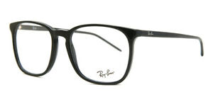 New Authentic Ray-Ban RX5387 2000 Black 54/18/150 Men's RX Eyeglasses