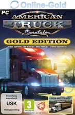American Truck Simulator Gold Edition - Steam Spiel Digital Download PC Key - DE