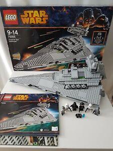 LEGO Star Wars 75055 - Imperial Star Destroyer * RETIRED & EXCELLENT CONDITION *