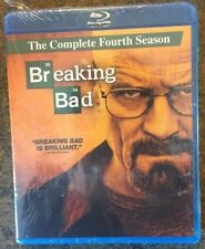 ** Breaking Bad: The Complete 4th Season , Blue-ray Disc, brand new, sealed!