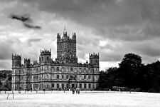 Highclere Castle home of Downton Abbey Hampshire UK photo picture poster print