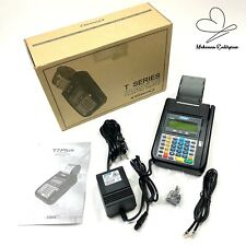 HyperCom T7Plus Credit Card Terminal Machine Retail Payment Reader, Complete