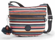 kipling Arto S Small Crossbody Multi Stripe