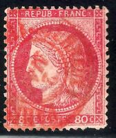 France #63 Used Ceres (Red Cancel)