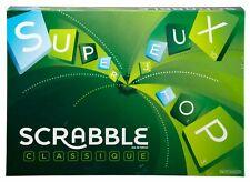 Scrabble Jeu De Societe Et De Lettres Scrabble Classique Version Française