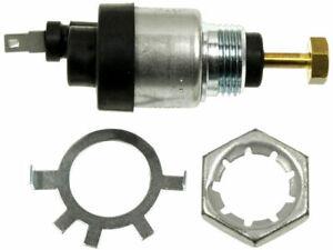 For 1987 GMC V1500 Suburban Carburetor Idle Stop Solenoid SMP 86297RM 5.7L V8