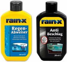 Rain-X REGENABWEISER 200ml + ANTIBESCHLAG 200ml ORIGINAL RainX # NEU