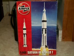 Airfix 1/144 Scale Saturn IB Apollo 7 Rocket
