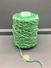 200g PIÑA 100% TACTEL Nailon Verde Suave Brillante Hilo 2.7nm fd885