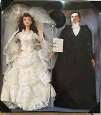 PHANTOM of the OPERA Barbie Ken Collector Doll Set FAO Schwarz NEW Rare LE NIB