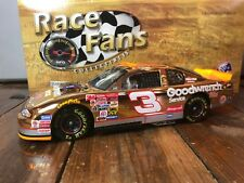Action NASCAR Dale Earnhardt Goodwrench No Bull 76th Gold 2000 Chevy Monte Carlo