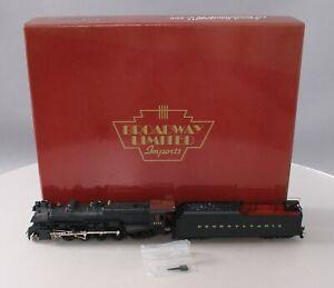 Broadway Limited 053 Pennsylvania M1b Steam Locomotive and Tender #6744 EX/Box