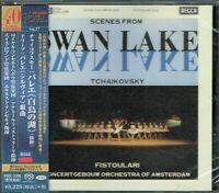 Tchaikovsky Swan Lake Anatole Fistoulari Japan SACD w/OBI NEW/SEALED