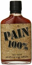 """Pain 100%"" - dolore è buono / ORIGINALE Juan HOT CHILLI SAUCE"