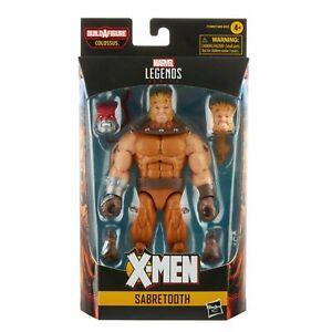 """Marvel Legends X-Men Apocalypse Wave BAF Series (Colossus) -Sabretooth 6"""" Figure"""