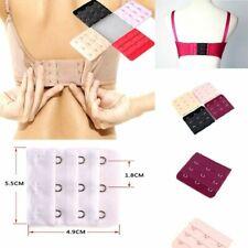 Bra Extender, 3 Hooks, Ladies Bra Extension Strap Underwear Strapless 1,3pcs uk