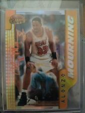 ALONZO MOURNING 1996-97 Bowman's Best Best Cuts #BC8 Refractor Parallel Die-Cut