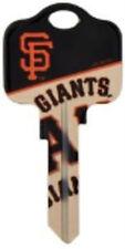 MLB SAN FRANCISCO GIANTS House Key Blank Kwikset KW1 SF