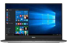 """Dell XPS 13 9360 Laptop, Intel Core i7-8550U, 8GB RAM, 256GB SSD, 13.3"""" Full HD"""