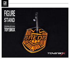 TOYS-BOX 017 1/6 Topic Display Stand Base Judge Dredd Topic Platform Model