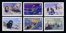 [72880] Isle of Man 2007 Polar Expedition John Ross  MNH