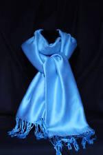 Pashmina Blue (Sky), Cashmere/Silk