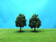 VT019-2x Scale Train Layout Fruit Model Tree HO N
