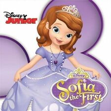SOFIA THE FIRST / 1ST ( NEW SEALED CD ) DISNEY JUNIOR SOUNDTRACK (+BONUS TRACKS)