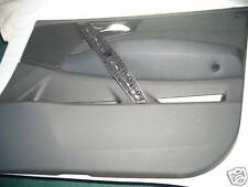 bmw x3 interior door trim RH front cloth / leather colour anthrazit