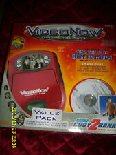 VIDEONOW PERSONAL VIDEO PLAYER VALUE PACK