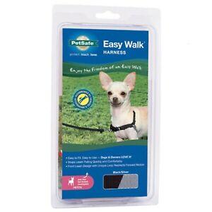 SALE - Pet safe  Easy Walk Dog Harness Petite Black Rohs