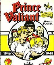 EO Prince Valiant (futuroplis) 5 Volume 5 - 1946/1948 (Foster) (proche neuf)