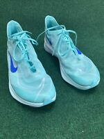 Nike Womens Zoom Fly 3 Running Shoes Blue AT8241-300 Low Top Lace Up Size 11.5